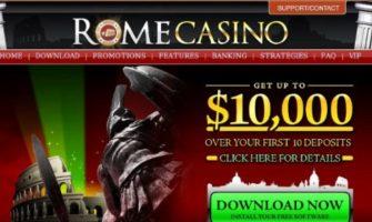 Rome Casino Review