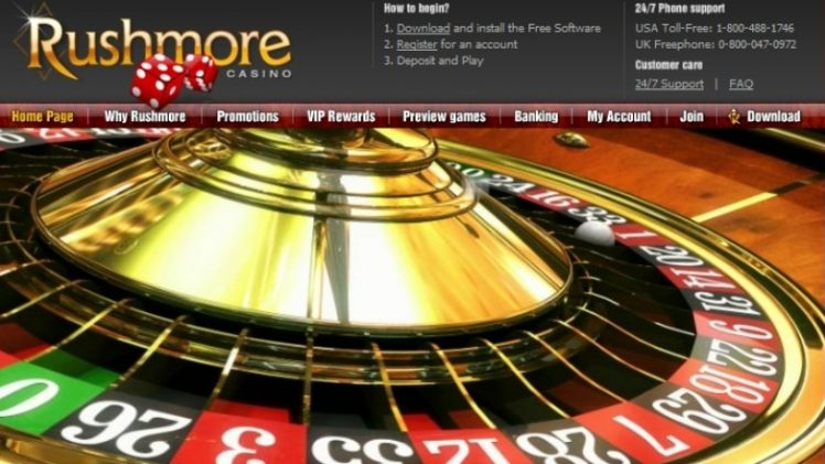 Rushmore Casino Review