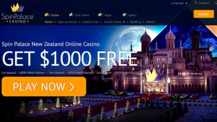 Spin Palace Casino Review & Bonuses
